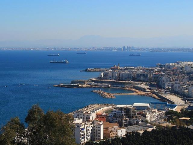 Book cheap Algiers flights with eDreams