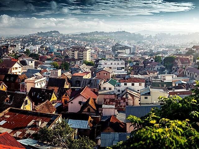Book cheap Antananarivo flights with eDreams