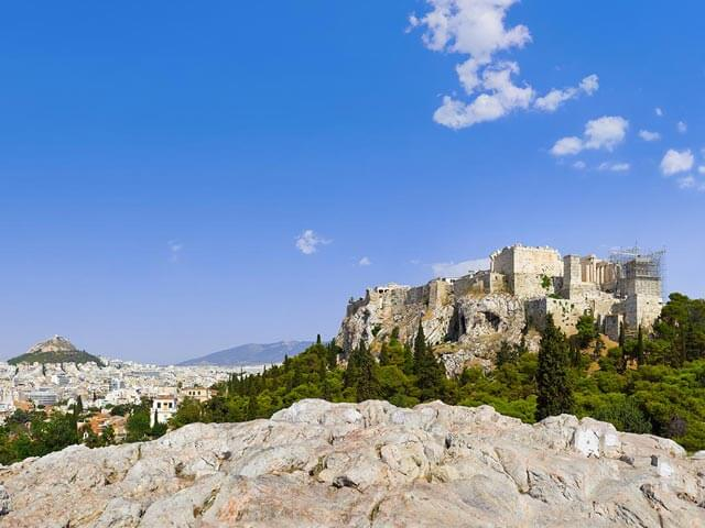 Book cheap Athens flights with eDreams