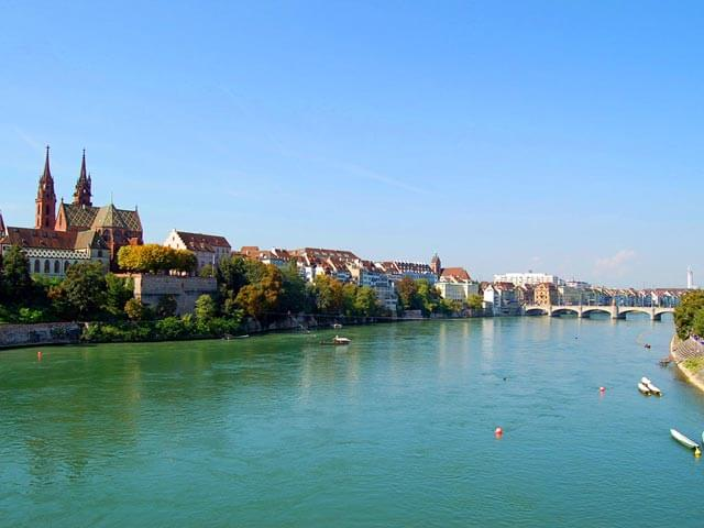 Book cheap Basel-Mulhouse flights with eDreams