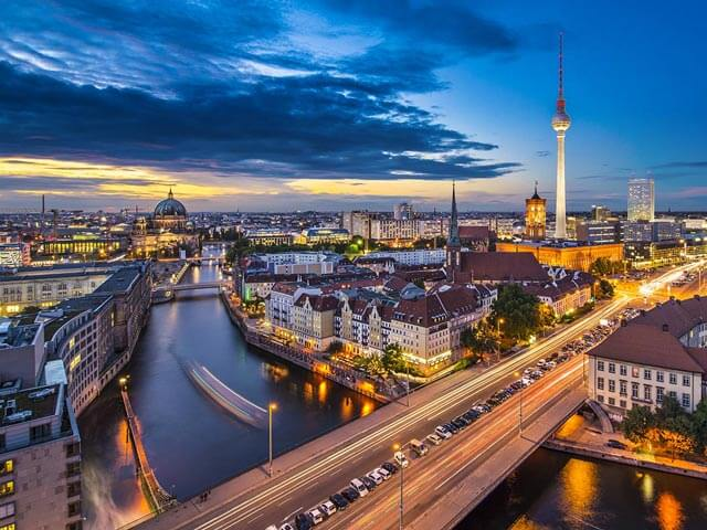 Book cheap Berlin flights with eDreams