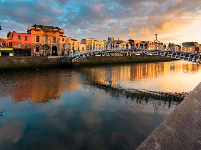 Book cheap Dublin flights with eDreams