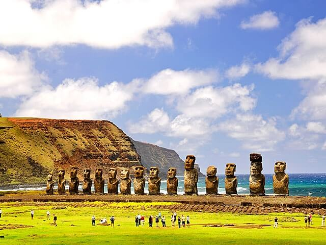 Book cheap Easter Island flights with eDreams