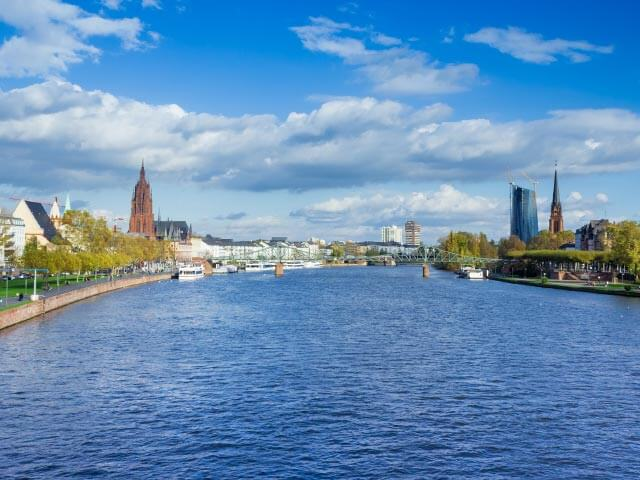 Book cheap Frankfurt flights with eDreams