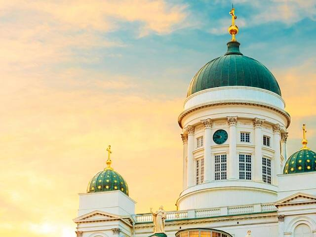 Book cheap Helsinki flights with eDreams