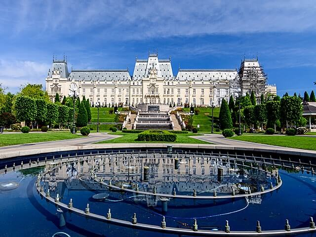 Book cheap Iasi flights with eDreams