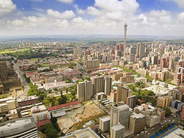 Book cheap Johannesburg flights with eDreams