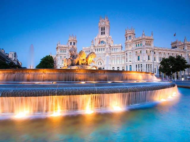 Book cheap Madrid flights with onefront-EDreams