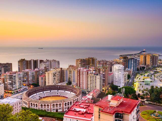 Book cheap Malaga flights with eDreams