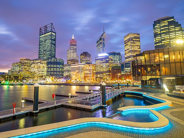 Book cheap Perth flights with eDreams