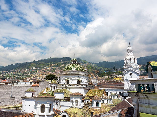 Book cheap Quito flights with eDreams