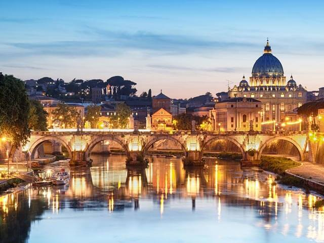 Book cheap Rome flights with eDreams