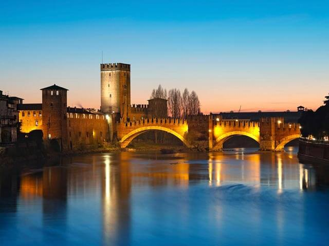 Book cheap Verona flights with eDreams